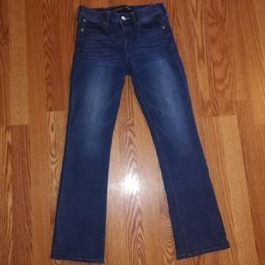 Barely Boot Express Jeans
